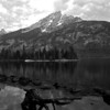 Jenny Lake in Tetons