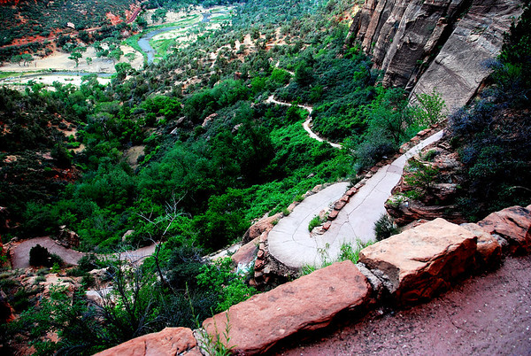 Angels' Landing, Zion National Park