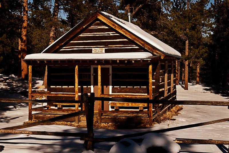 Bunce 1 room schoolhouse built 1888