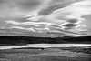 Frenchman Lake Clouds 0925bw