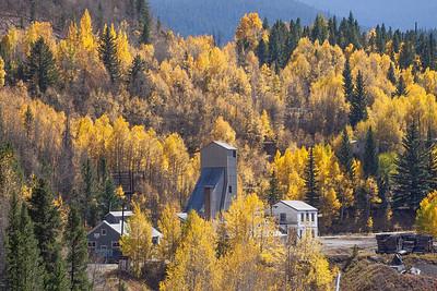 Gilman Mine Aspens 1027