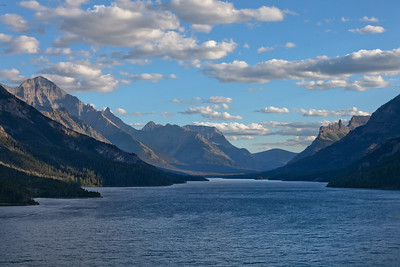Waterton & Clouds 7698