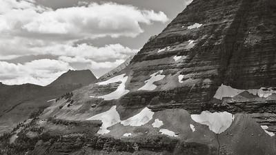 Rocky Mountain Splatters  7657bw