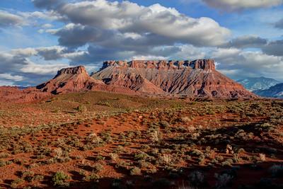 Utah Bluff