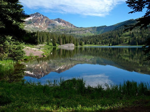 Lake Irwin, Colorado