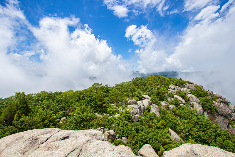 Old Rag Mountain