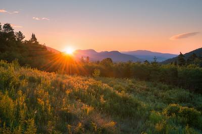 White Mountain Sunrise