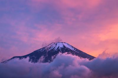 Fuji Aglow