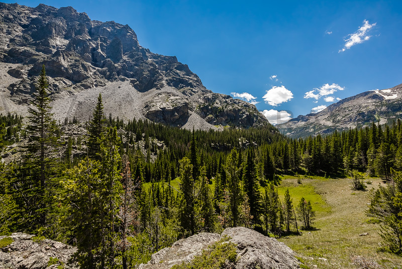 Hiking Deep into the Absaroka-Beartooth Wilderness, Montana