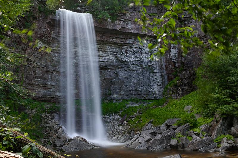 Stonykill Falls Minnewaska State Park
