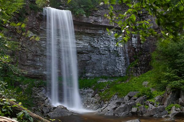 Water Falls Oceans Rivers