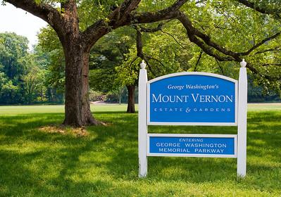 Mount Vernon Entrance