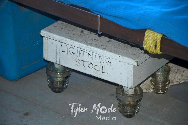 690  G Lightning Stool