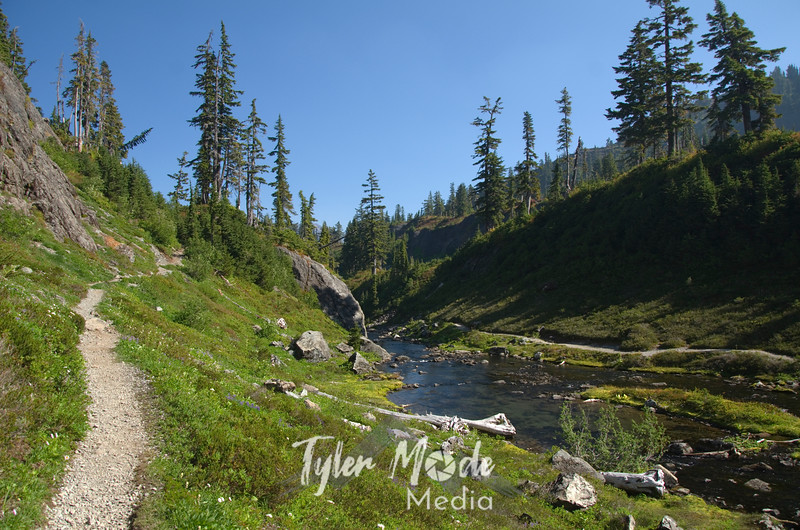 1150  G Trail and Bagley Lake
