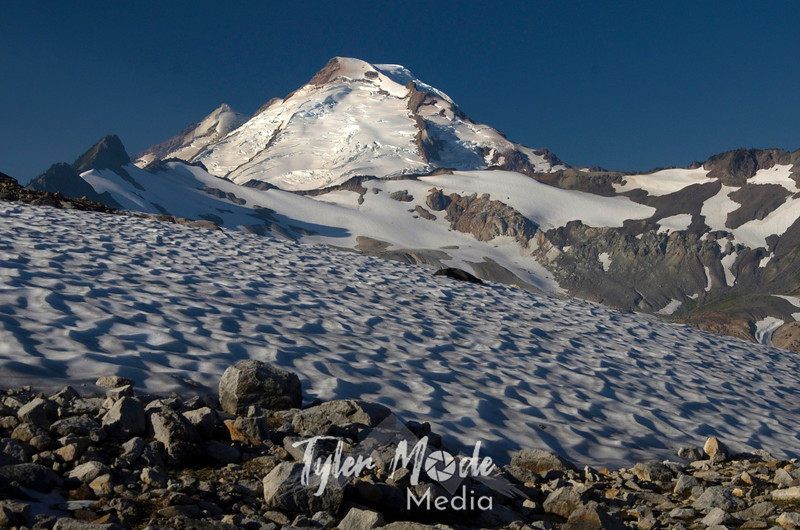 997  G Baker and Snowfield