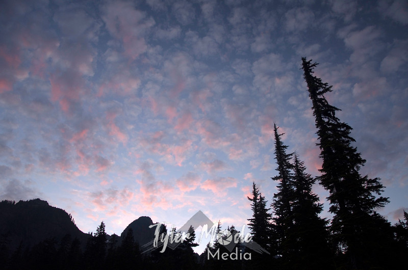857  G Sunset Clouds