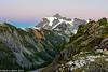Mt Shuksan Dusk 09-2014