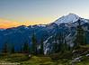 Mt Baker Dusk 09-2014