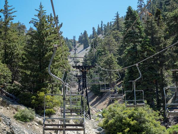 Mt. Baldy Ski Lift