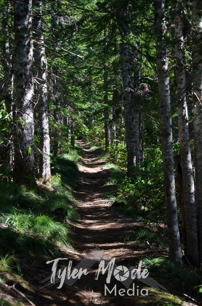 26  G Lost Lake Butte Trail V