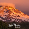 39  G Mt  Hood Sunset
