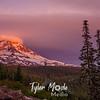 43  G Mt  Hood Sunset Wide