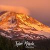 34  G Mt  Hood Sunset