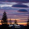 105  G July Sunset Lenticular