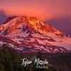 58  G Mt  Hood Sunset