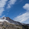 Panorama of Mount Hood from Timberline Lodge, Oregon