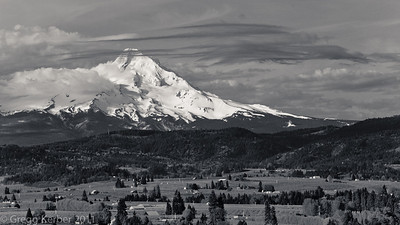 Mt Hood from Panorama Point
