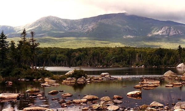 Mt. Katahdin, Baxter State Park