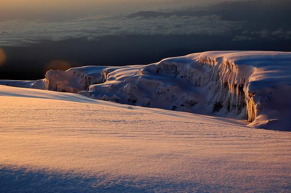 Sunrise over Kilimanjaro