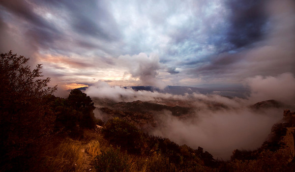 Mt Lemmon after the Storm