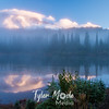 140  G Reflection Lake Sunrise