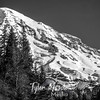 2  G Rainier From Longmire BW