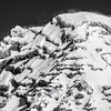 49  G Rainier Summit Close BW
