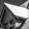 145  G Snowy Paradise Inn Eve BW
