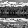 68  G Rainier and Reflection Lakes BW