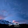 83  G Rainier and Cap Clouds