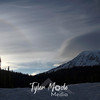 35  G Rainier Cap Cloud and Halo