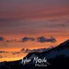 121  G Mountains at Sunset