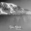 59  G Mt  Rainier and Mist Sharp BW