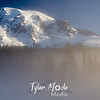 57  G Mt  Rainier and Mist