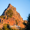 51  G Pyramid Peak Evening