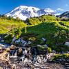 92  G Rainier and Creek