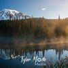 29  G Morning Sun Rays Rainier