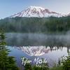 17  G Morning at Reflection Lakes