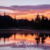 49  G Reflection Lakes Sunrise