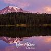 71  G Mount Rainier and Refletion Lakes Sunrise